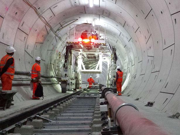 NGE tunnel Grand Paris innovation